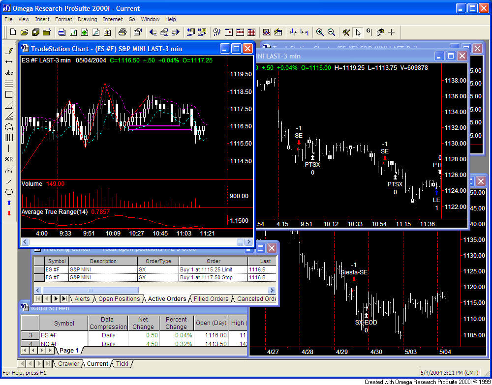 Trade station binary options